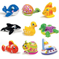 """Animaletti e giochi gonfiabili Intex """"Puff 'n Play Water Toys"""""""