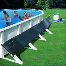 Riscaldamento solare Gre per piscine fuoriterra