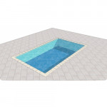 Piscine in Kit Calypso-Met