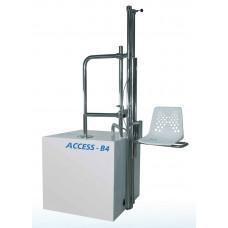 Sollevatore Idraulico Fisso Piscina per disabili B-4
