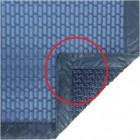 Copertura a Bolle Solibul GeoBubble BORDATA su 4 LATI 500 micron