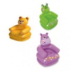 "Poltrona gonfiabile Intex ""Happy Animal Chair"""