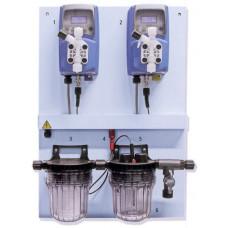 Sistema di controllo e dosaggio PH/Ossigeno Emec