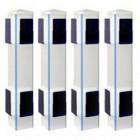 Recinzione elettronica Prima Protect 4 colonne