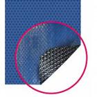 Copertura a Bolle NB azzurro/nero 500 micron