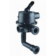 """Valvola selettrice Magnum  2 1/2"""" con kit collegamento filtro Astral"""